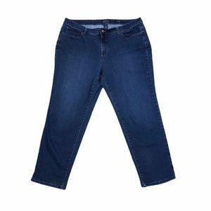 Charter Club Jean Shop Womens Boyfriend Jeans 20W